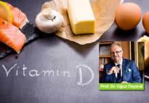 D Vitamini: D Vitamini Eksikliği Kanseri ve Birçok Hastalığı Tetikliyor