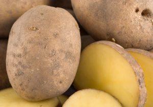Bulletproof patates