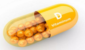 D vitamin kapsülü