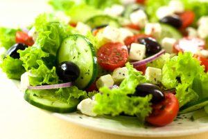 Besin salata