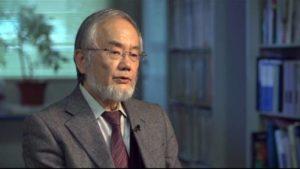 Nobel Ödüllü Yoshinori Ohsumi