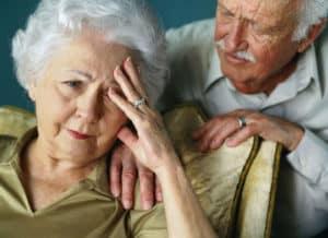 Alzheimer Hastası kadın