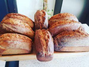 eksi mayalı ekmekler
