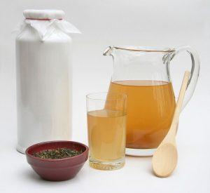 Kombu Çayı (Kombucha Tea) Nasıl Yapılır
