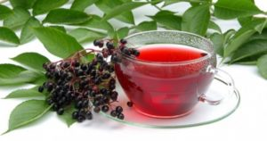 Bağışıklık Sistemi Güçlendirici - Mürver Çayı