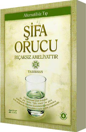 Şifa Orucu kitabı