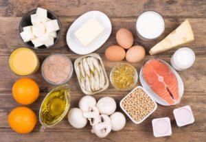 D vitamini bulunan gıdalar