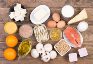 D vitamini bulunan besinler