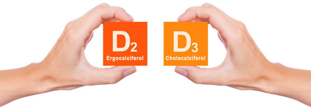 D2 vitamini ve D3 vitamini