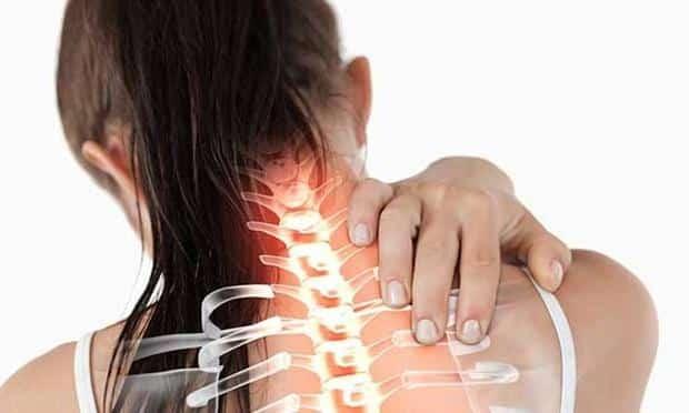 Fibromiyalji boyun ve omuz ağrısı