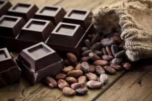 Kalp krizi bitter çikolata