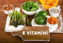 E Vitamini Nedir? E Vitamini Faydaları, Kaynakları ve Yan Etkileri