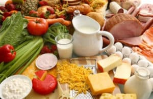 B2 vitamini içeren besinler