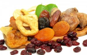 meyve ve sebze kurusu
