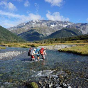 Doğa Yürüyüşünde Nehir Geçişleri