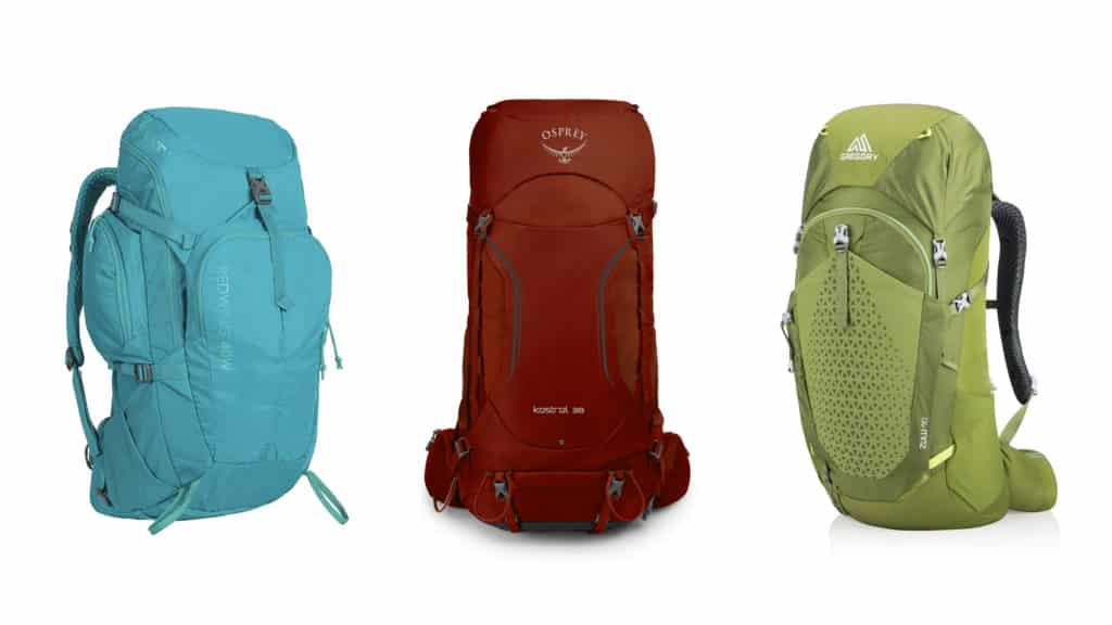 doğa yürüyüşü sırt çantaları