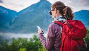 Doğa Yürüyüşünde Cep Telefonları