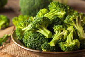 Bitkisel kür - Brokoli kürü
