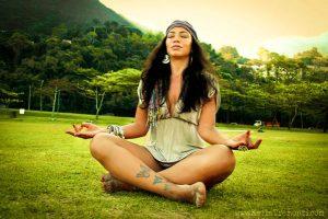 Açık Havada Meditasyon