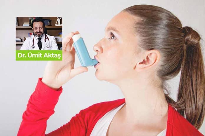 Astım Hastalığı İçin Dr. Ümit Aktaş'tan En Etkili Bitkisel Doğal Kürler