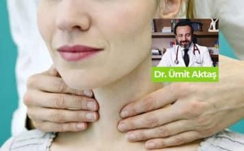 Tiroid Hatalıkları Tedavisi İçin Dr. Ümit Aktaş'tan Doğal Bitkisel Kürler